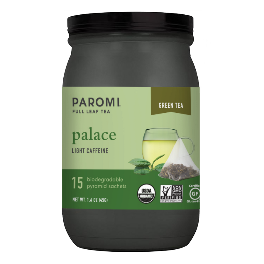 Paromi Full Leaf Palace Green Tea