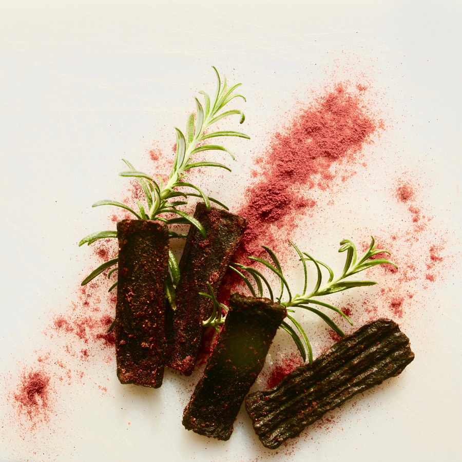 Akua Kelp Jerky Rosemary and Maple BBQ