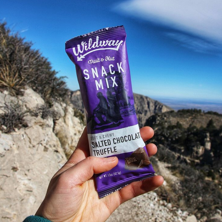 Wildway Fruit and Nut Variety 6 Pack