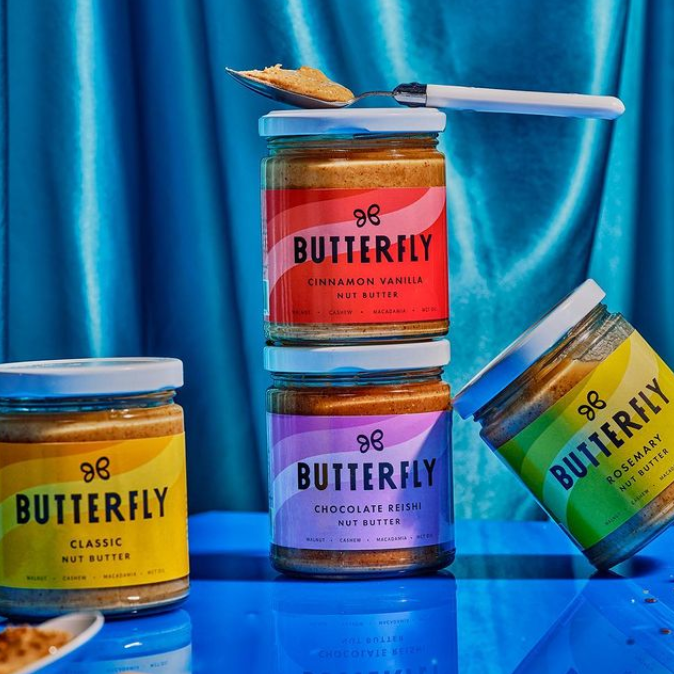 Butterfly Classic Nut Butter