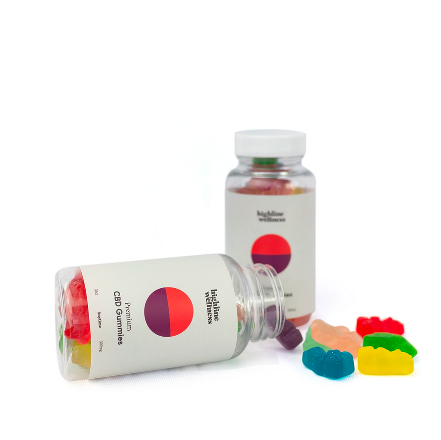 Highline Wellness CBD Anytime Gummies