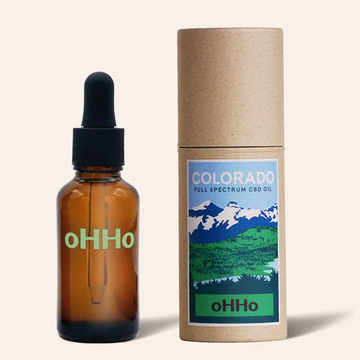 oHHo Colorado CBD Oil