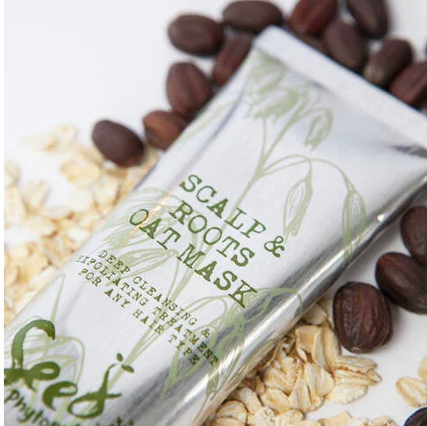 Seed Phytonutrients Scalp & Roots Oat Mask