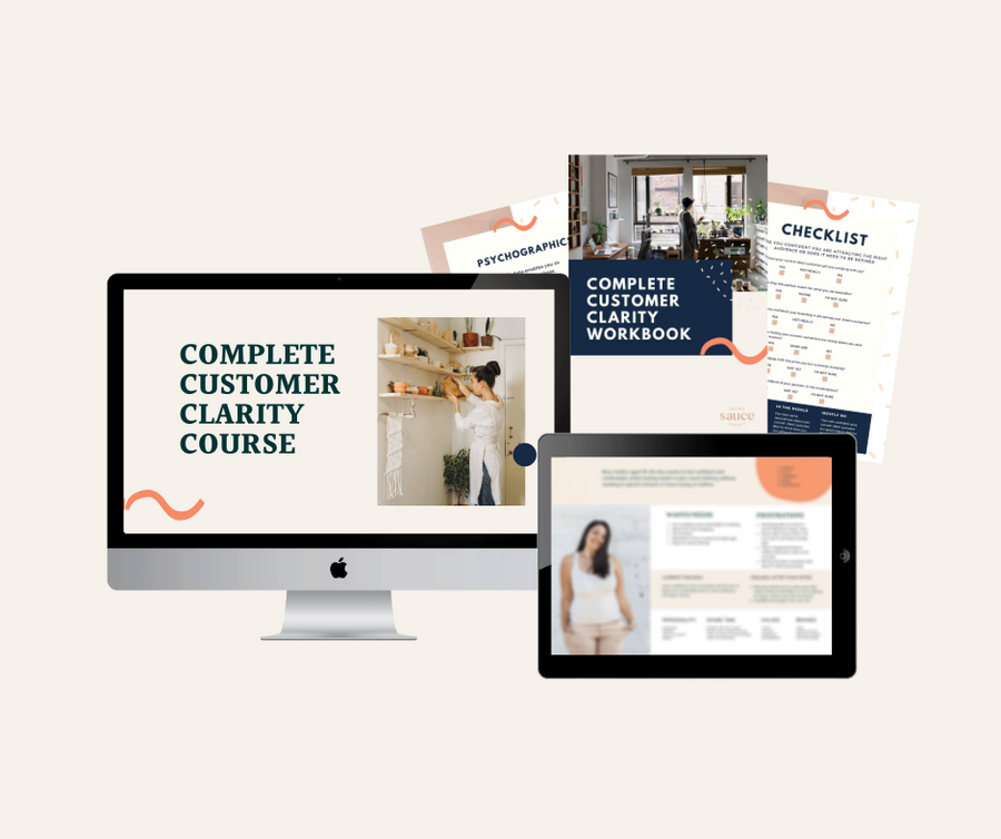 Complete Customer Clarity Course