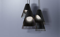 Conic Section Pendant Light