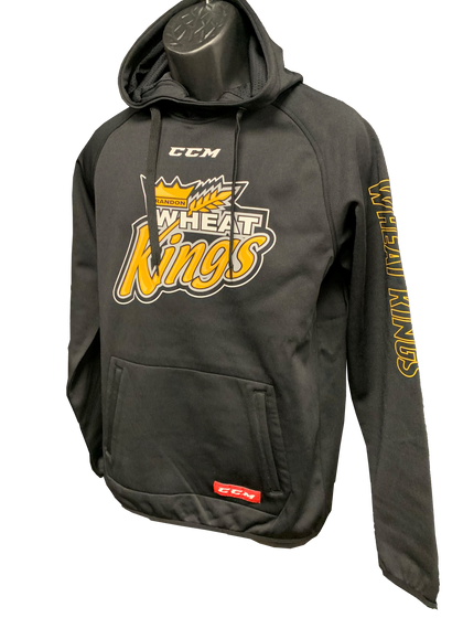 CCM Wheat Kings Tech Hoodie