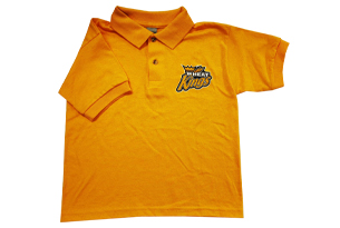 Youth Gold Polo