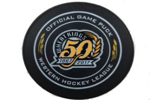 50th Anniversary Game Puck