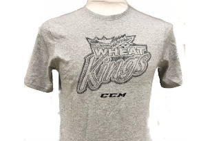CCM Men's Grey Tee