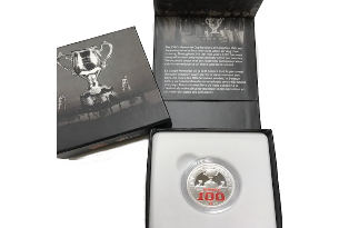 Limited Edition 100th Memorial Cup Commemorative Coin