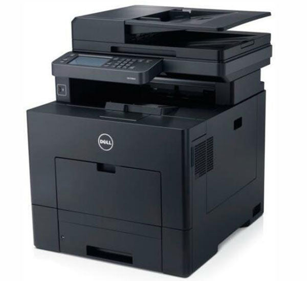 Dell Color MFP Laser Multifunction Printer C3765dnf All in One Printer - Refurbished