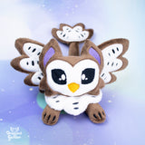 griffin plush by dragonsgarden cute adorable cryptid