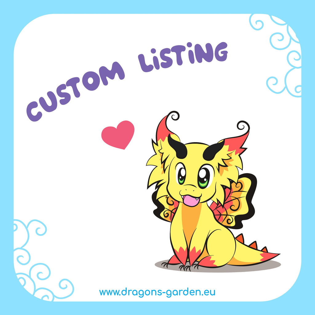 Custom Order | Stitches Embroidery Pattern