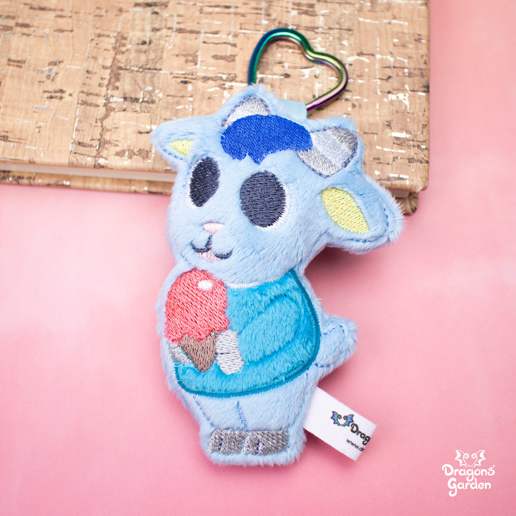Sherb | Animal Crossing Keychain Charm