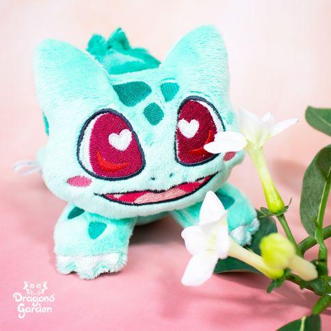 Bulbasaur Plushie - Dragons' Garden