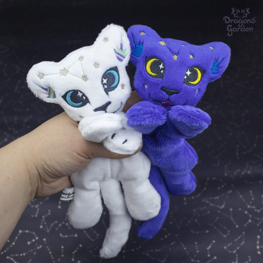 Constellation Panther Plush - Dragons' Garden