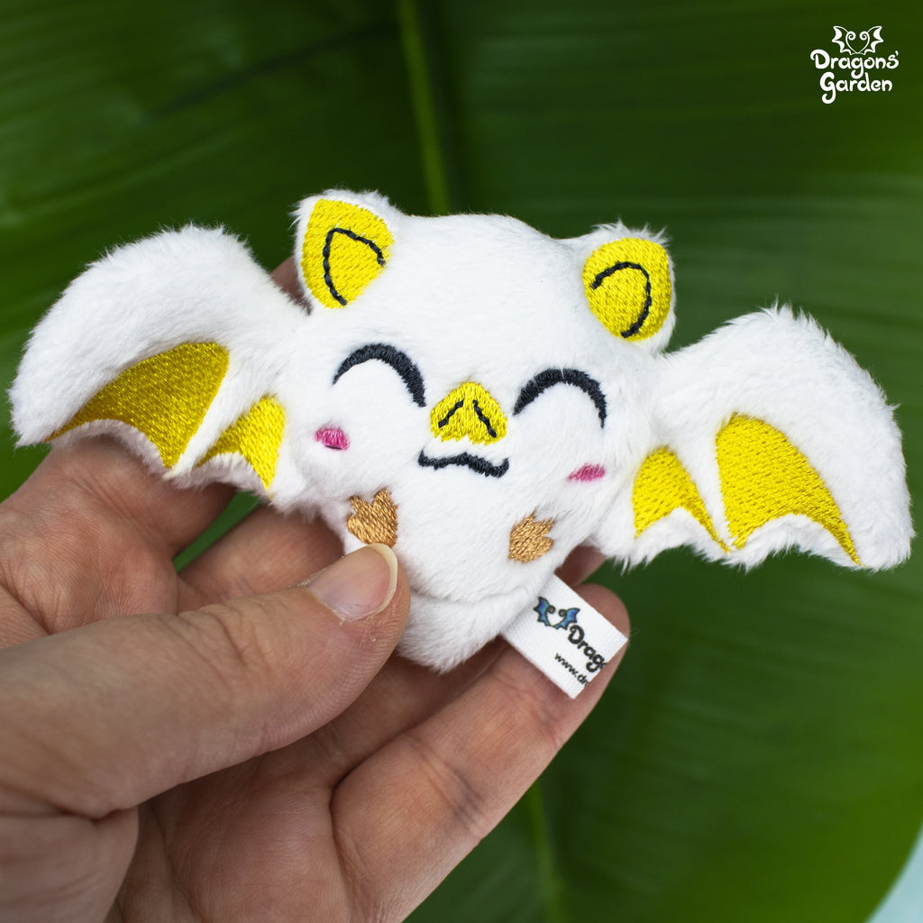 ITH Baby Bats Embroidery Pattern - Dragons' Garden