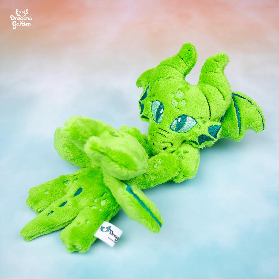 ITH Classic Dragons Plushie Patterns - Dragons' Garden