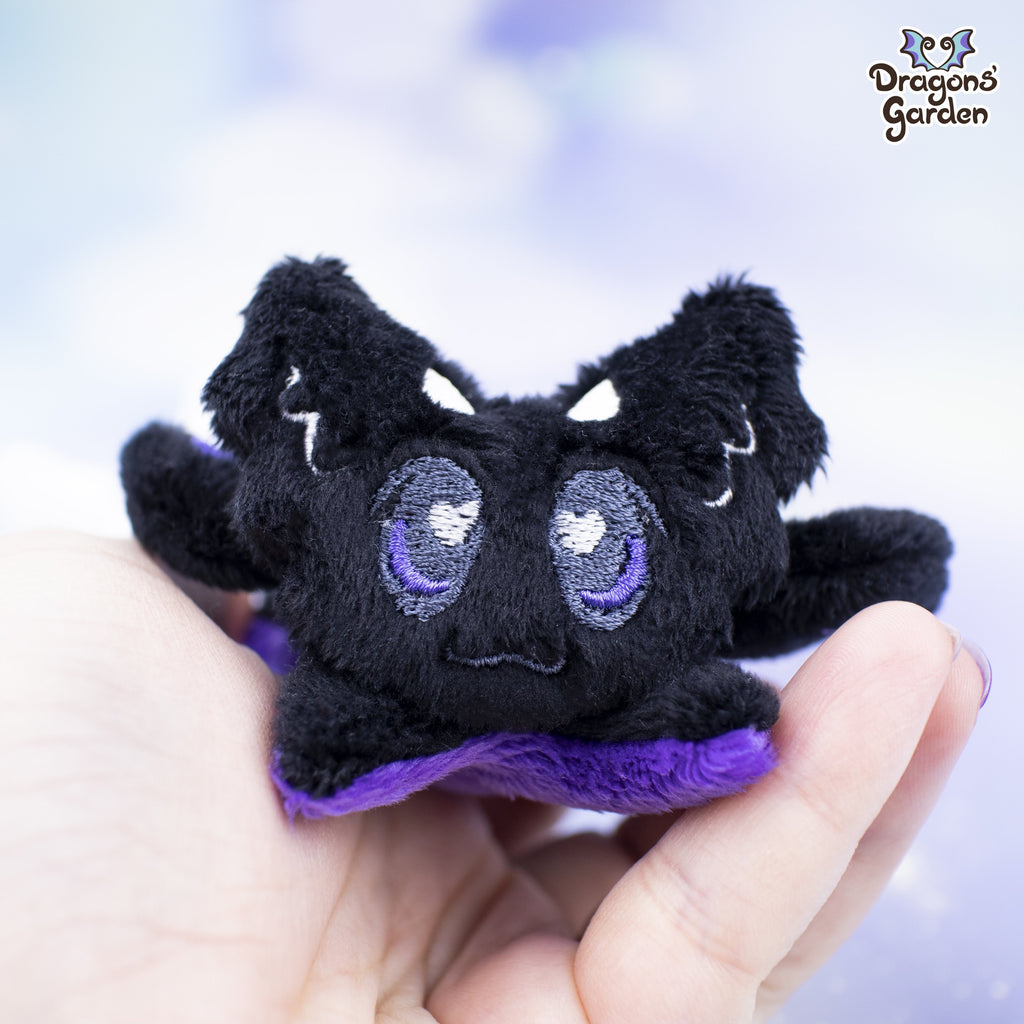 Limited Edition | Rainbow Pride Micro Dragon Plushie - Dragons' Garden
