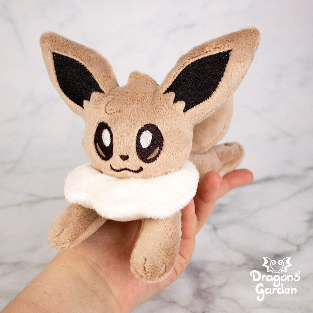 Made to Order | Eevee Plushie - Dragons' Garden