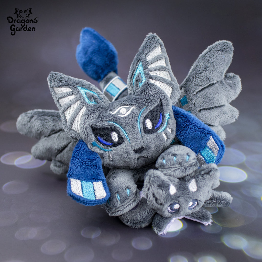 Made to Order | Winged Sphinx Plush - Dragons' Garden