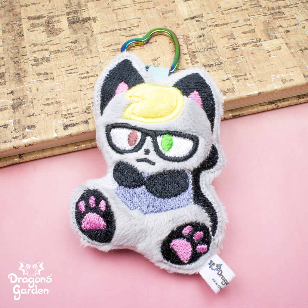 Raymond | Animal Crossing Keychain Charm - Dragons' Garden