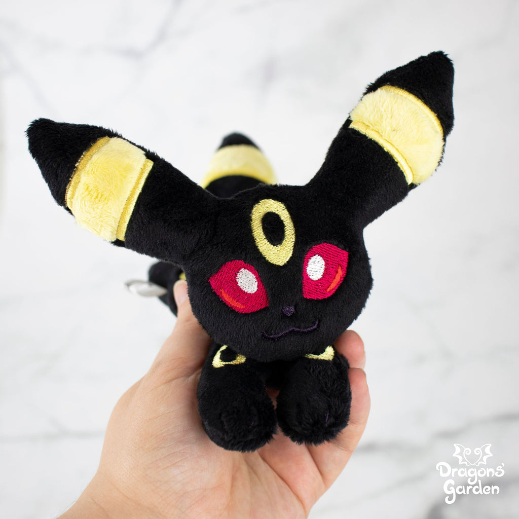 Umbreon Plushie - Dragons' Garden