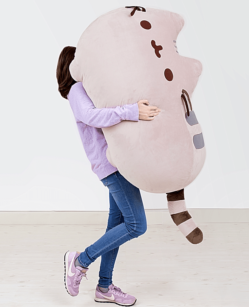 Limited Edition Jumbo Pusheen 41""