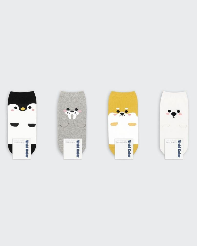 buy cute kawaii japanese 3d paw friends socks
