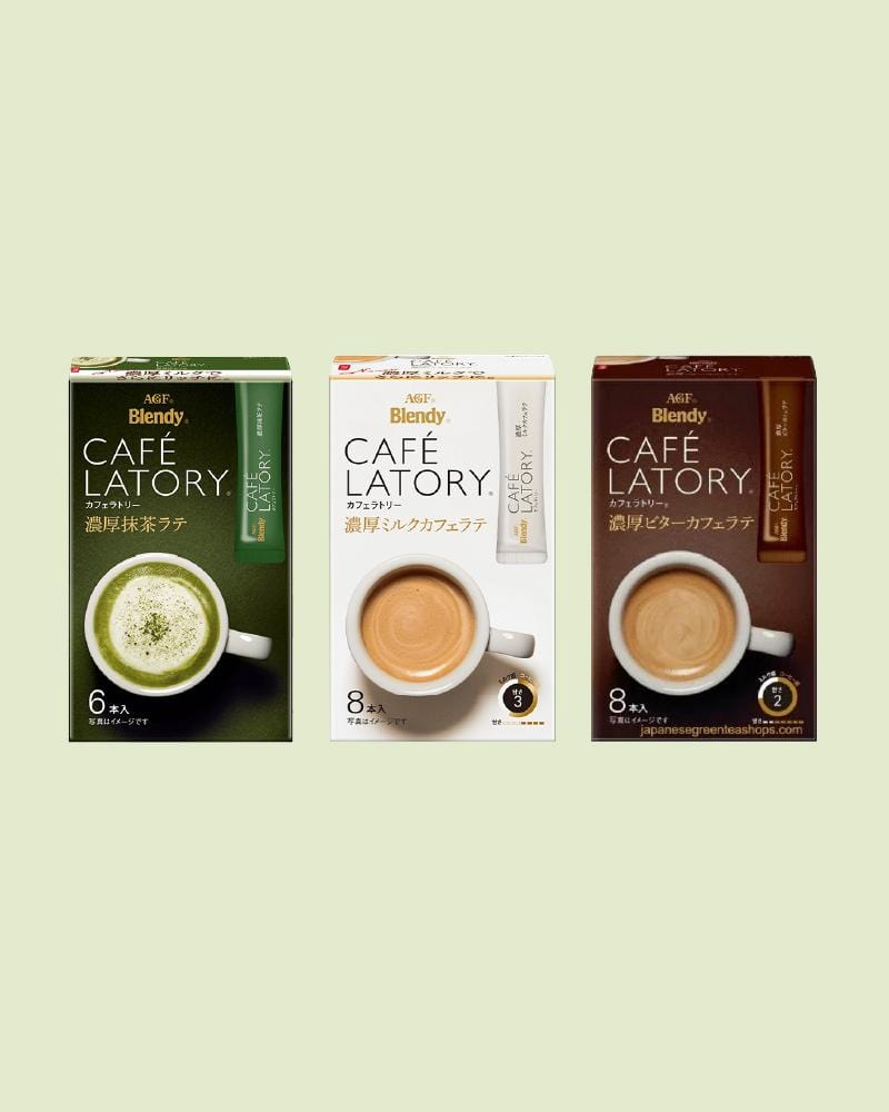 buy AGF blendy cafe latory classic latte series