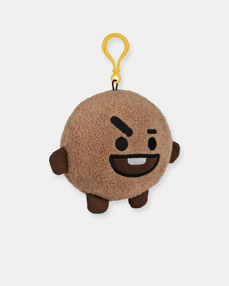 BT21 SHOOKY backpack clip
