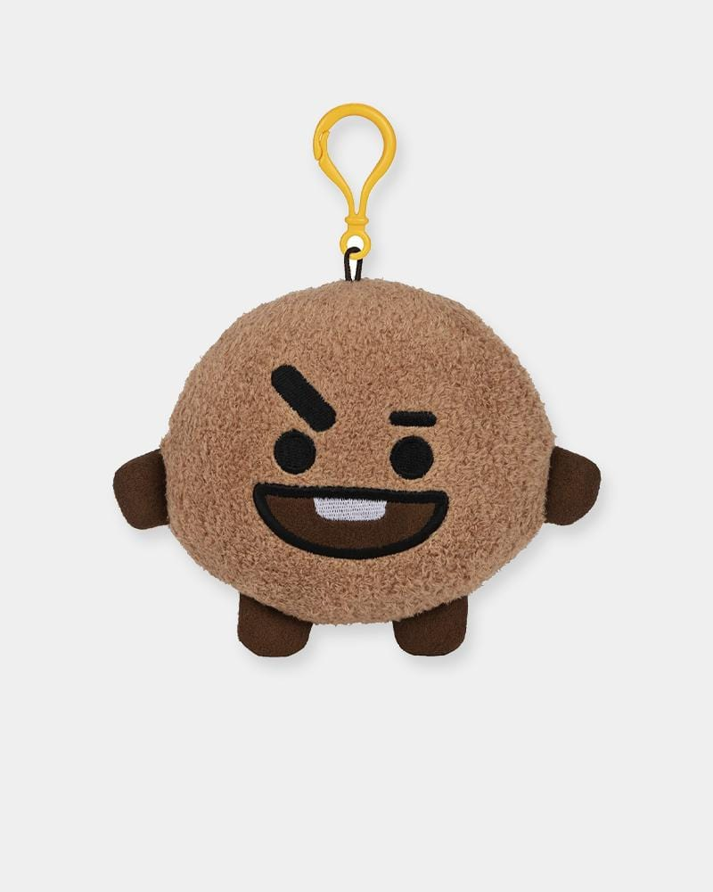 BT21 SHOOKY keychain