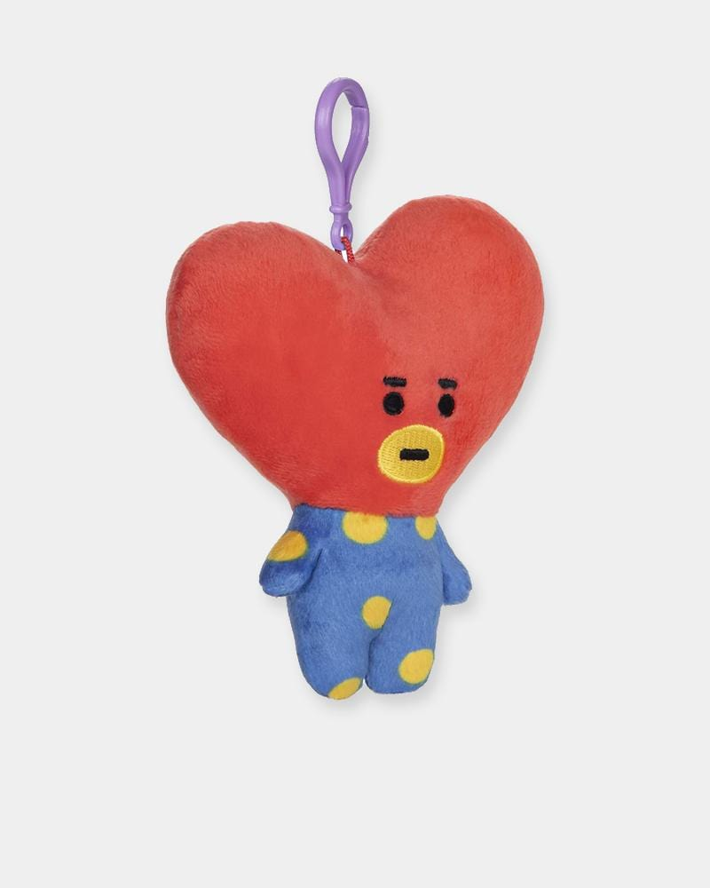 BT21 TATA backpack clip