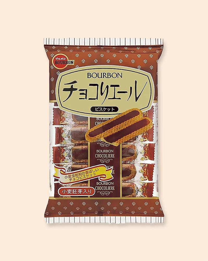 Shop Bourbon Choco Liere Cookies