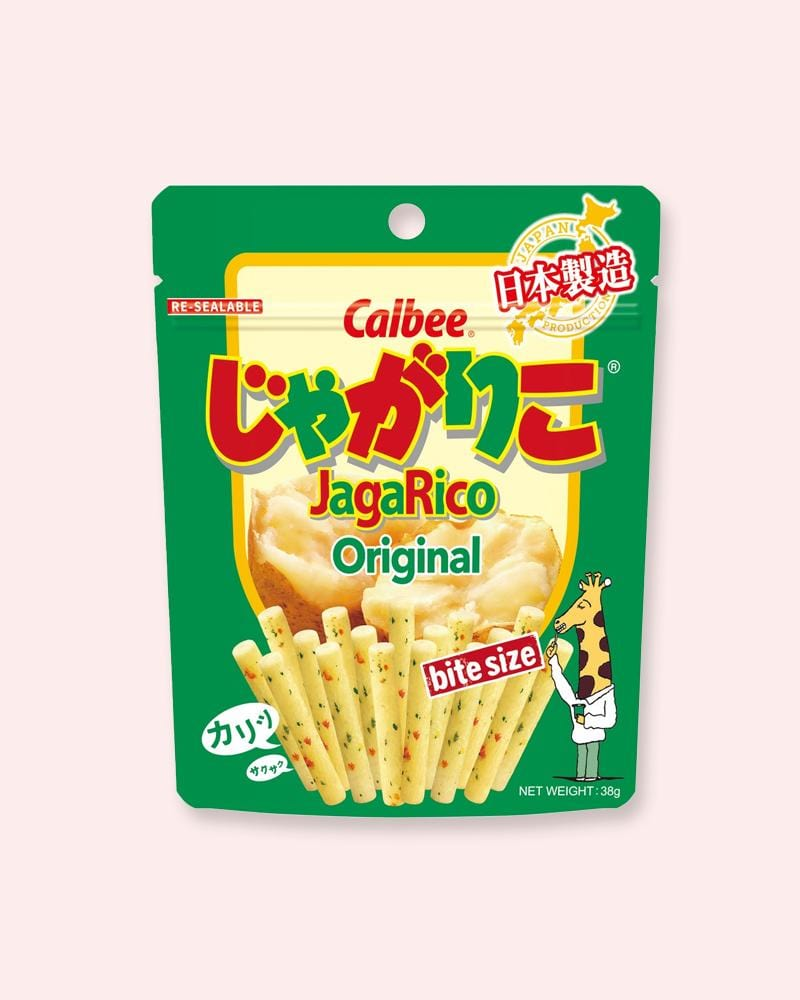 Shop Calbee JagaRico Original Potato Snack