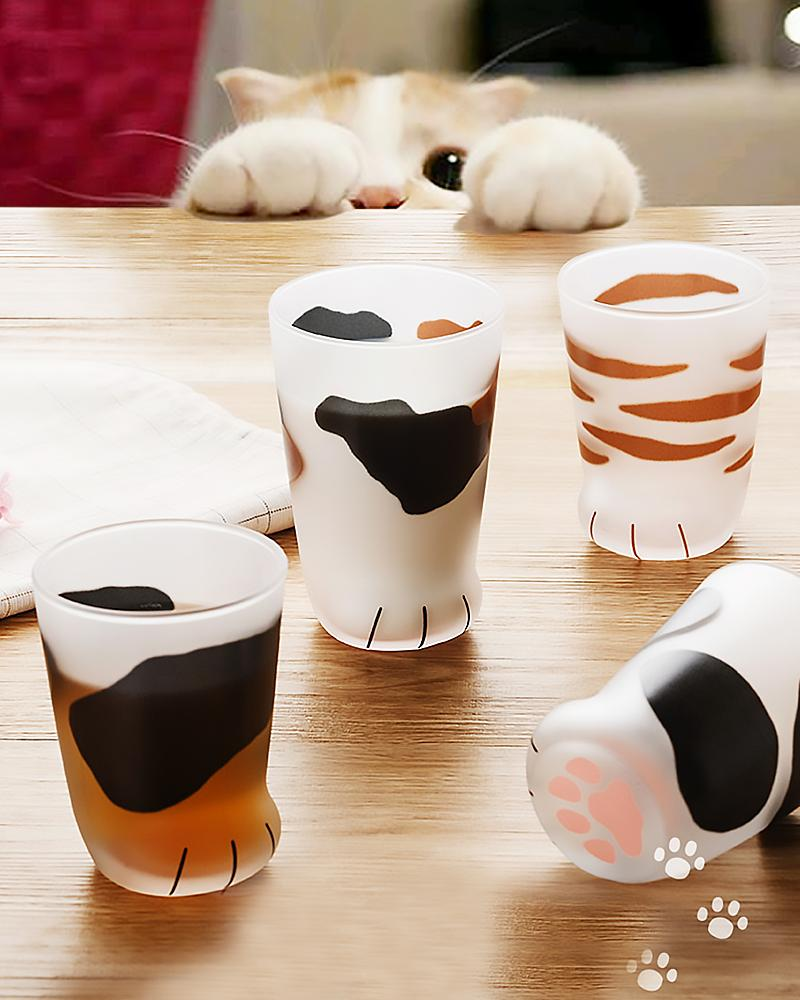 Chonky Cat Paw Cup