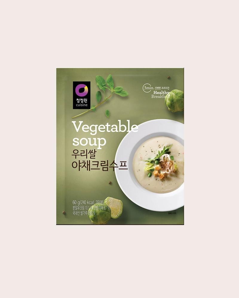 Daesang Instant Vegetable Soup