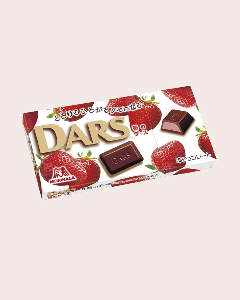 Dars Strawberry Chocolate Bar