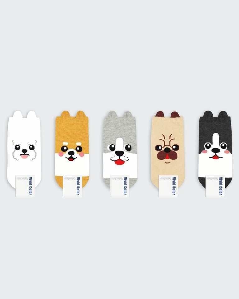 buy cute kawaii japanese doggo  socks