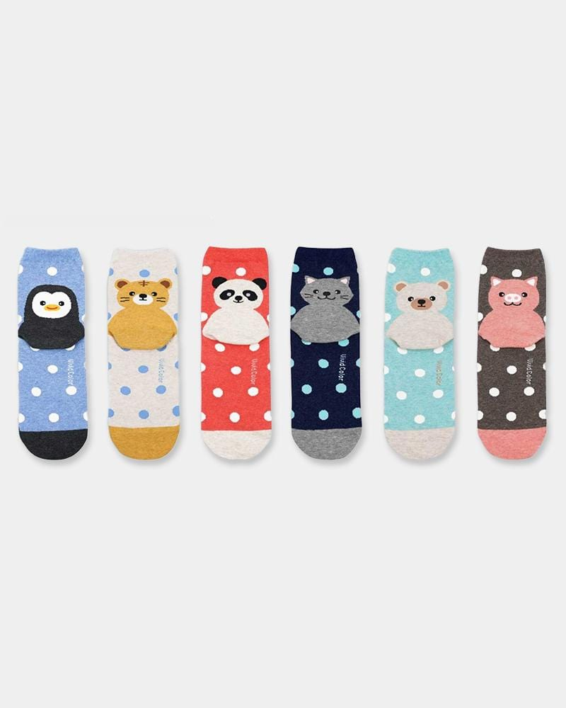 Double Animal Socks