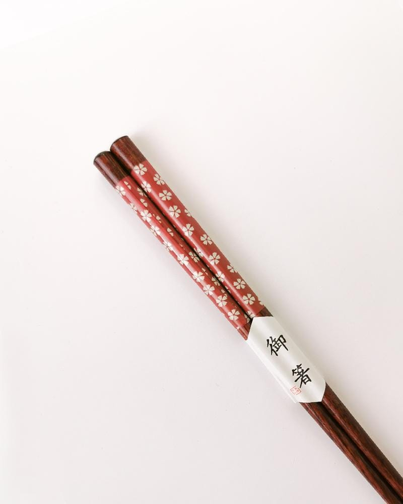 Flower Petal Chopsticks