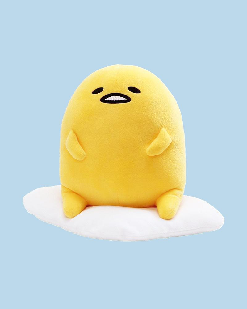 buy gudetama signature sitting plush 9in