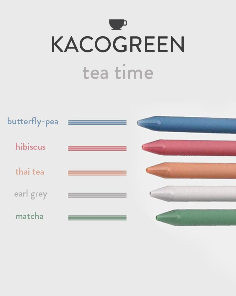 Buy KACO Tea Time Pure Gel Pen Set