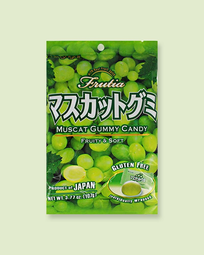 Kasugai Muscat Gummy Bag