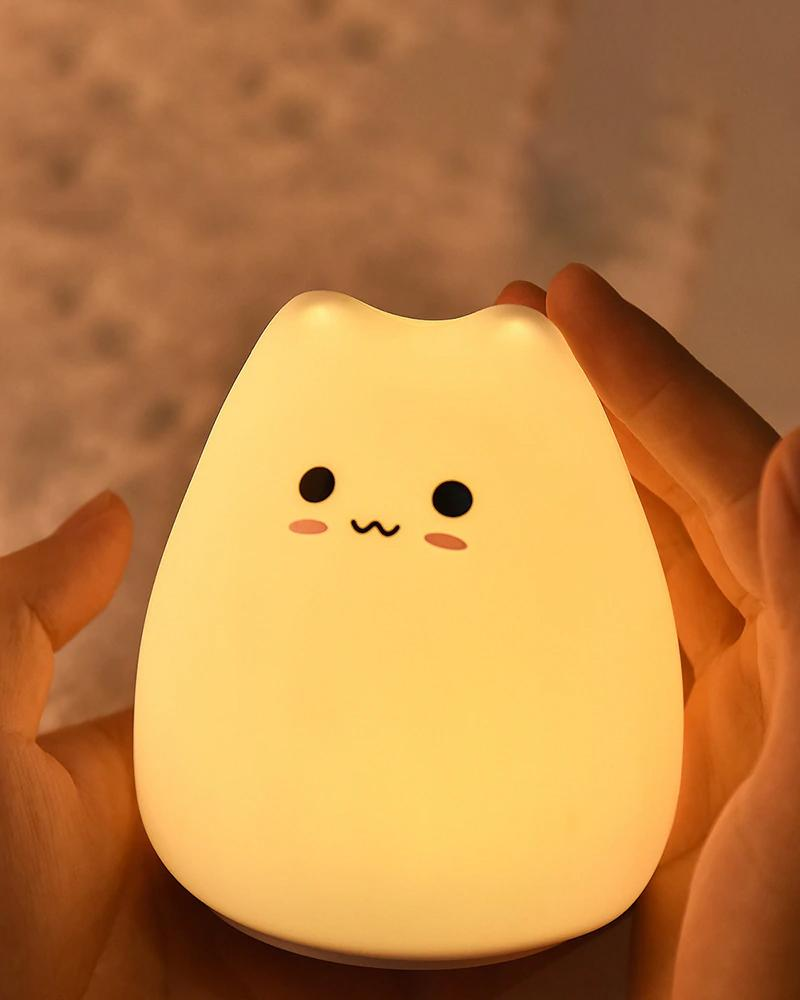 Shop Little Cat Night Light lovely light up