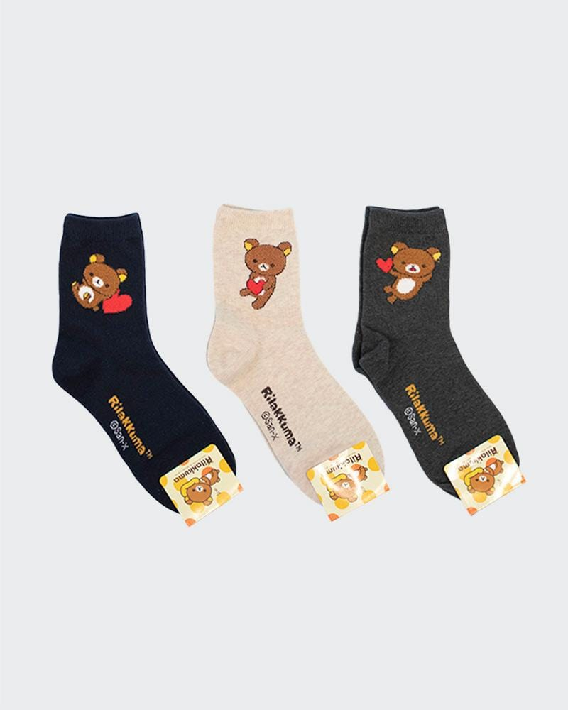 Lovely Rilakkuma Socks