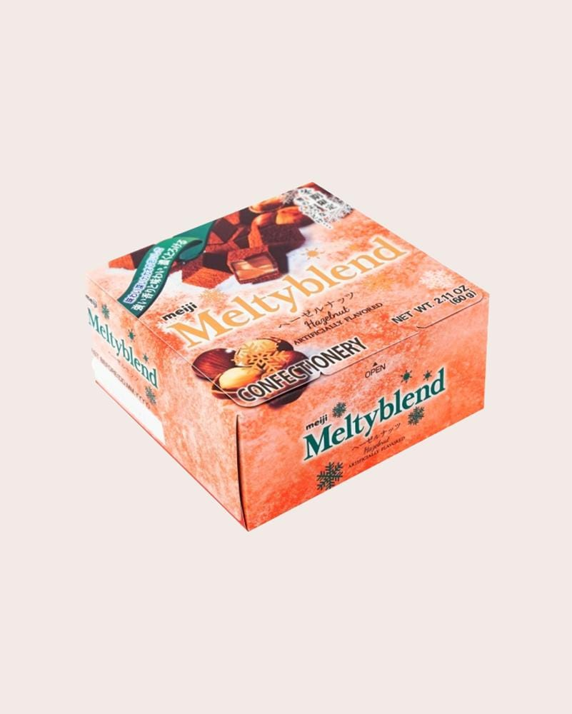 Meiji Meltyblend Hazelnut Chocolates