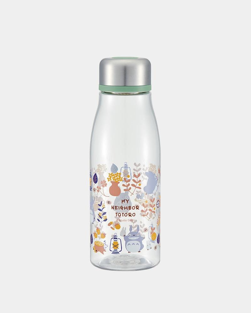 Stay hydrated with your best friend Tototro! Buy the clear Studio Ghibli© My Neighbor Totoro Water Bottle 500ml at Sukoshi Mart!