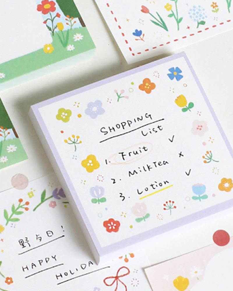 Shop NOTE FOR Little Forest Notepads