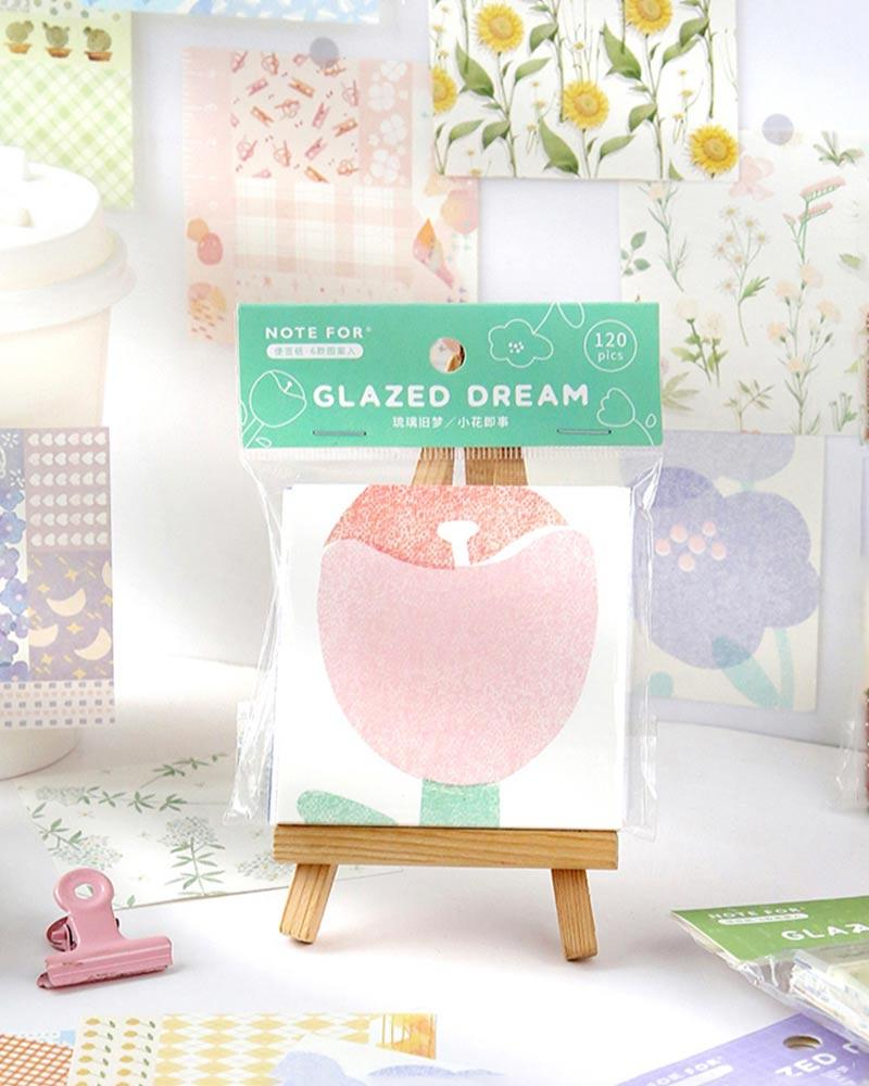 Shop NOTE FOR Glazed Dream Notepads